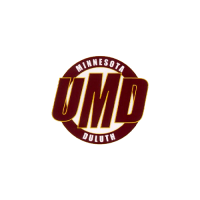 0-Pres Minnesota-Duluth Bulldogs Alternate Logo Light Iron-on Stickers (Heat Transfers)