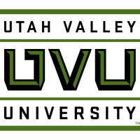 2001-Pres Utah Valley Wolverines Alternate Logo Light Iron-on Stickers (Heat Transfers)