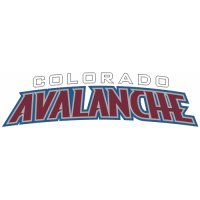 Colorado Avalanche Script Logo  Light Iron-on Stickers (Heat Transfers) version 3