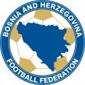 Bosnia-Herzegovina Football Confederation Light Iron-on Stickers (Heat Transfers)