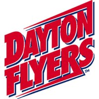 1995-Pres Dayton Flyers Primary Logo Light Iron-on Stickers (Heat Transfers)