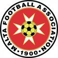 Malta Football Confederation Light Iron-on Stickers (Heat Transfers)
