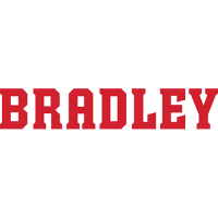Bradley Braves 2012-Pres Wordmark Logo Light Iron-on Stickers (Heat Transfers)