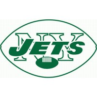 New York Jets Primary Logo  Light Iron-on Stickers (Heat Transfers)