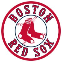 Boston Red Sox Alternate Logo  Light Iron-on Stickers (Heat Transfers) version 2