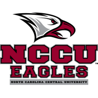 2006-Pres NCCU Eagles Secondary Logo Light Iron-on Stickers (Heat Transfers)