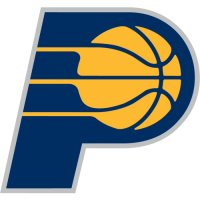 Indiana Pacers Alternate Logo  Light Iron-on Stickers (Heat Transfers) version 2