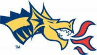 2002-Pres Drexel Dragons Alternate Logo