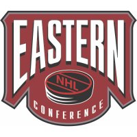 Eastern Conference Primary Logo  Light Iron-on Stickers (Heat Transfers)