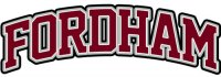 Fordham Rams 2009-Pres Wordmark Logo Light Iron-on Stickers (Heat Transfers)