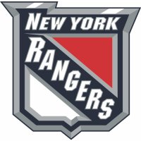 New York Rangers Alternate Logo  Light Iron-on Stickers (Heat Transfers) version 2