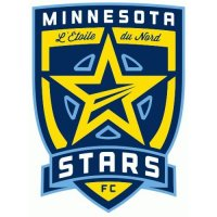 Minnesota Stars FC Light Iron-on Stickers (Heat Transfers)