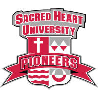 2004-Pres Sacred Heart Pioneers Primary Logo Light Iron-on Stickers (Heat Transfers)