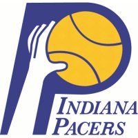 Indiana Pacers Primary Logo  Light Iron-on Stickers (Heat Transfers)