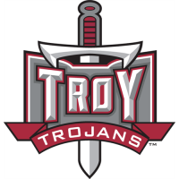 Troy Trojans 2004-Pres Secondary Logo Light Iron-on Stickers (Heat Transfers)