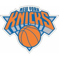 New York Knickerbockers Alternate Logo  Light Iron-on Stickers (Heat Transfers) version 1