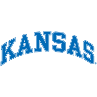 Kansas Jayhawks 2006-Pres Wordmark Logo Light Iron-on Stickers (Heat Transfers)