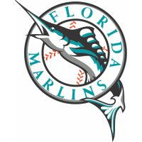 Florida Marlins Primary Logo  Light Iron-on Stickers (Heat Transfers)