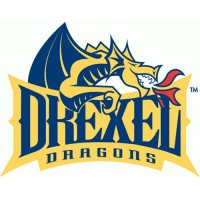 2002-Pres Drexel Dragons Primary Logo