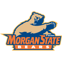 2002-Pres Morgan State Bears Primary Logo Light Iron-on Stickers (Heat Transfers)