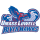 UMass Lowell River Hawks 2010-Pres Secondary Logo Light Iron-on Stickers (Heat Transfers)