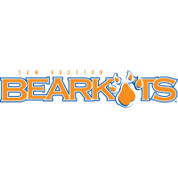 1997-Pres Sam Houston State Bearkats Wordmark Logo Light Iron-on Stickers (Heat Transfers)