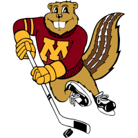 1986-Pres Minnesota Golden Gophers Mascot Logo Light Iron-on Stickers (Heat Transfers) 5