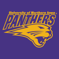 2002-Pres Northern Iowa Panthers Secondary Logo Light Iron-on Stickers (Heat Transfers)