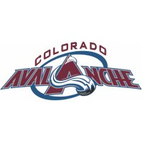 Colorado Avalanche Script Logo  Light Iron-on Stickers (Heat Transfers) version 1