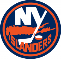 New York Islanders 1997 98-2006 07 Jersey Logo Light Iron-on Stickers (Heat Transfers)