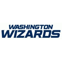 Washington Wizards Script Logo  Light Iron-on Stickers (Heat Transfers) version 3