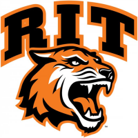 RIT Tigers 2007-Pres Alternate Logo Light Iron-on Stickers (Heat Transfers)