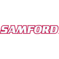 2000-Pres Samford Bulldogs Wordmark Logo Light Iron-on Stickers (Heat Transfers)
