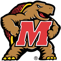 2001-Pres Maryland Terrapins Primary Logo Light Iron-on Stickers (Heat Transfers)