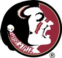 Florida State Seminoles 1990-Pres Primary Logo Light Iron-on Stickers (Heat Transfers)