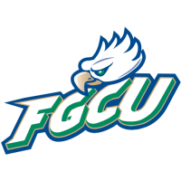 2002-Pres Florida Gulf Coast Eagles Primary Logo