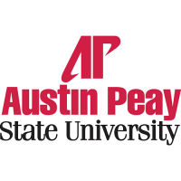 Austin Peay Governors 0-Pres Alternate Logo Light Iron-on Stickers (Heat Transfers)