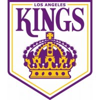 Los Angeles Kings Primary Logo  Light Iron-on Stickers (Heat Transfers)