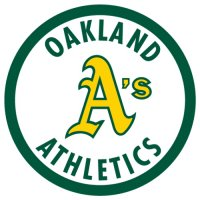 Oakland Athletics Primary Logo  Light Iron-on Stickers (Heat Transfers)