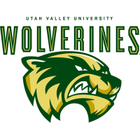 2007-Pres Utah Valley Wolverines Primary Logo Light Iron-on Stickers (Heat Transfers)