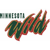 Minnesota Wild Script Logo  Light Iron-on Stickers (Heat Transfers) version 1