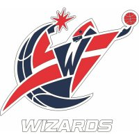 Washington Wizards Alternate Logo  Light Iron-on Stickers (Heat Transfers) version 5