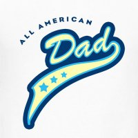 Father's Day T-shirts Light Iron On Stickers (Heat Transfers) 4