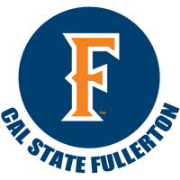 Cal State Fullerton Titans 1992-Pres Alternate Logo Light Iron-on Stickers (Heat Transfers)