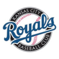 Kansas City Royals Alternate Logo  Light Iron-on Stickers (Heat Transfers) version 2
