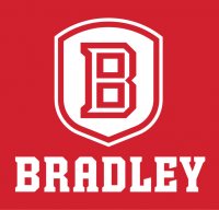 Bradley Braves 2012-Pres Alternate Logo Light Iron-on Stickers (Heat Transfers)