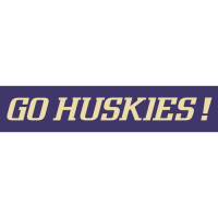 2001-Pres Washington Huskies Wordmark Logo Light Iron-on Stickers (Heat Transfers)
