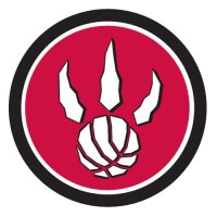 Toronto Raptors Alternate Logo  Light Iron-on Stickers (Heat Transfers) version 2