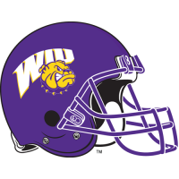 1997-Pres Western Illinois Leathernecks Helmet Logo Light Iron-on Stickers (Heat Transfers)