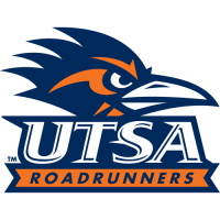 2007-Pres Texas-SA Roadrunners Primary Logo Light Iron-on Stickers (Heat Transfers)